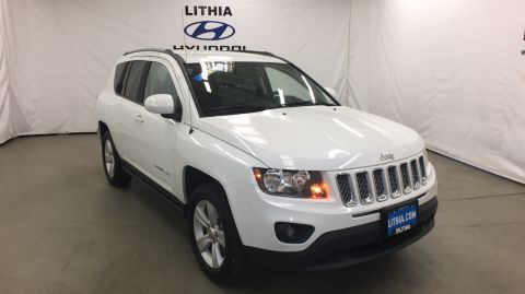 Pre-Owned 2016 JEEP COMPASS 4WD 4DR Four Wheel Drive Sport Utility