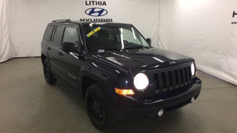 Pre-Owned 2016 JEEP PATRIOT FWD 4DR SPORT Front Wheel Drive Sport Utility