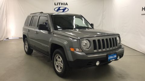 Pre-Owned 2014 JEEP PATRIOT 4WD 4DR SPORT Four Wheel Drive Sport Utility