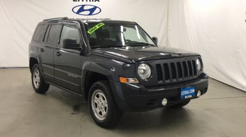 Pre-Owned 2016 JEEP PATRIOT 4WD 4DR Four Wheel Drive Sport Utility