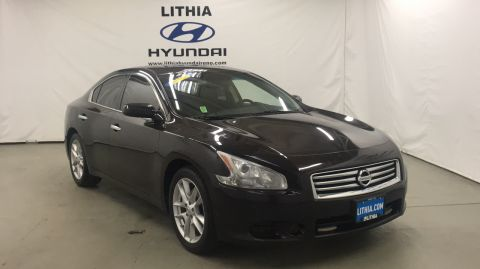Pre-Owned 2013 NISSAN MAXIMA 4DR SDN 3.5 Front Wheel Drive 4dr Car
