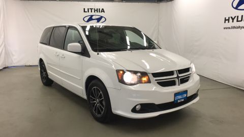 Pre-Owned 2015 DODGE GRAND CARAVAN 4DR WGN R/T Front Wheel Drive Mini-van, Passenger