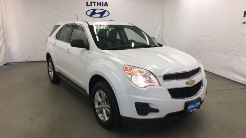 Pre-Owned 2015 CHEVROLET EQUINOX AWD 4DR LS AWD