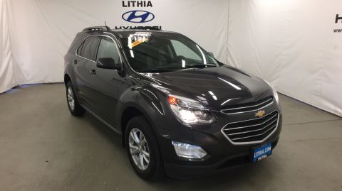 Pre-Owned 2016 CHEVROLET EQUINOX AWD 4DR LT AWD