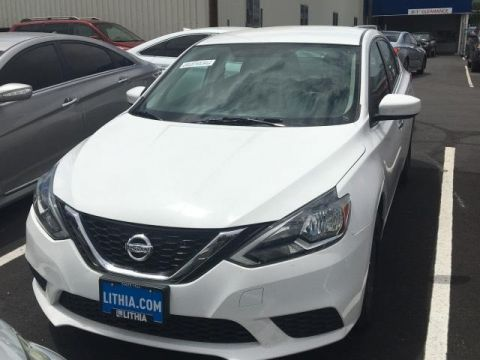 Pre-Owned 2016 NISSAN SENTRA 4DR SDN I4 Front Wheel Drive 4dr Car