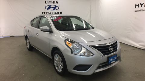Pre-Owned 2016 NISSAN VERSA 4DR SDN 1.6