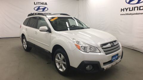 Pre-Owned 2013 SUBARU OUTBACK 4DR WGN H4 AUTO 2.5I LIMITED AWD