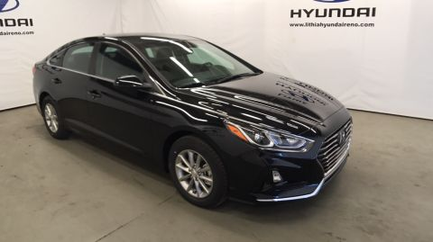 New 2018 HYUNDAI SONATA SE 2.4L Front Wheel Drive 4dr Car