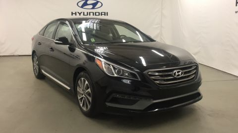 Pre-Owned 2015 HYUNDAI SONATA 4DR SDN 2.4L Front Wheel Drive 4dr Car