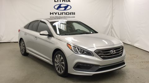 Pre-Owned 2016 HYUNDAI SONATA 4DR SDN 2.4L Front Wheel Drive 4dr Car