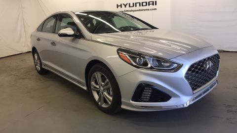 New 2018 HYUNDAI SONATA 2.4L Front Wheel Drive 4dr Car