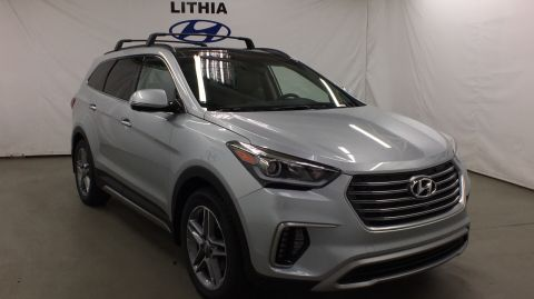 New 2018 HYUNDAI SANTA FE ULTIMATE 3.3L AUTO AWD AWD