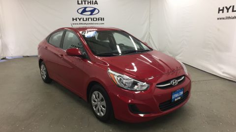 Pre-Owned 2016 HYUNDAI ACCENT 4DR SDN SE Front Wheel Drive 4dr Car