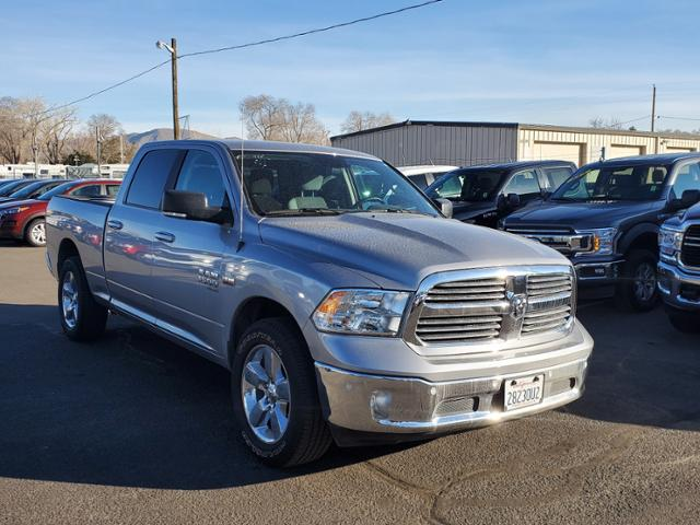 Pre-Owned 2019 Ram 1500 Classic Big Horn 4x4 Crew Cab 6'4 Box