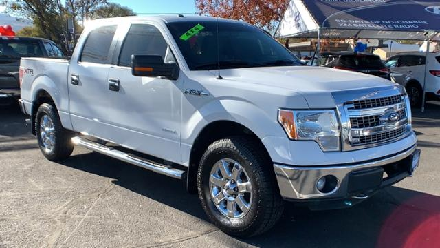 Pre-Owned 2013 Ford F-150 4WD SuperCrew 145 XLT