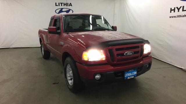 Pre-Owned 2011 Ford Ranger 4WD 4dr SuperCab 126 Sport