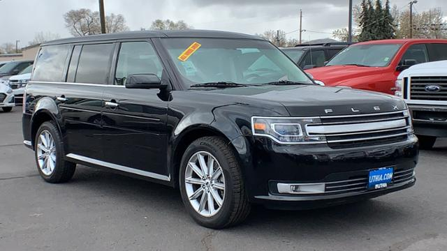 Pre-Owned 2019 Ford Flex Limited AWD