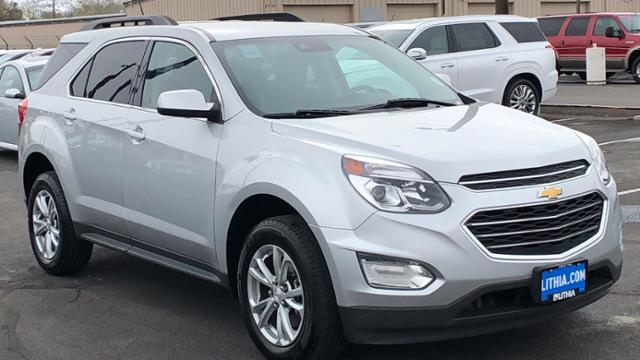 Pre-Owned 2017 Chevrolet Equinox AWD 4dr LT w/2FL