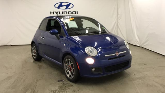 Pre-Owned 2013 FIAT 500 2dr HB Sport