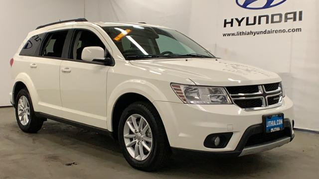 Pre-Owned 2014 Dodge Journey AWD 4dr SXT