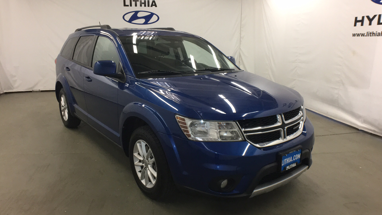 Pre-Owned 2015 DODGE JOURNEY AWD 4DR SXT