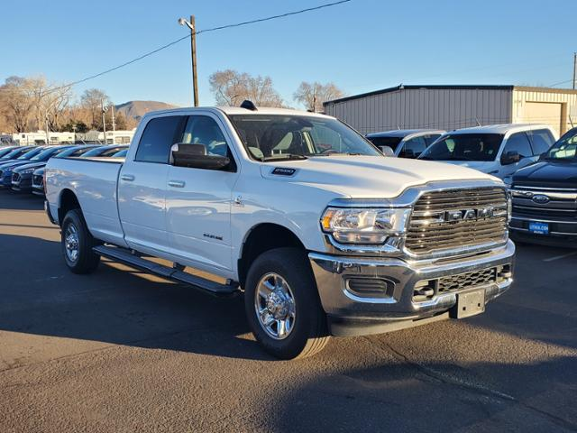 Pre-Owned 2019 Ram 2500 Big Horn 4x4 Crew Cab 8' Box