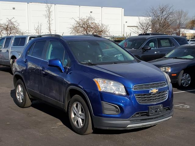 Pre-Owned 2015 Chevrolet Trax AWD 4dr LT