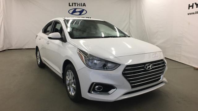 New 2019 Hyundai Accent SEL Sedan Auto