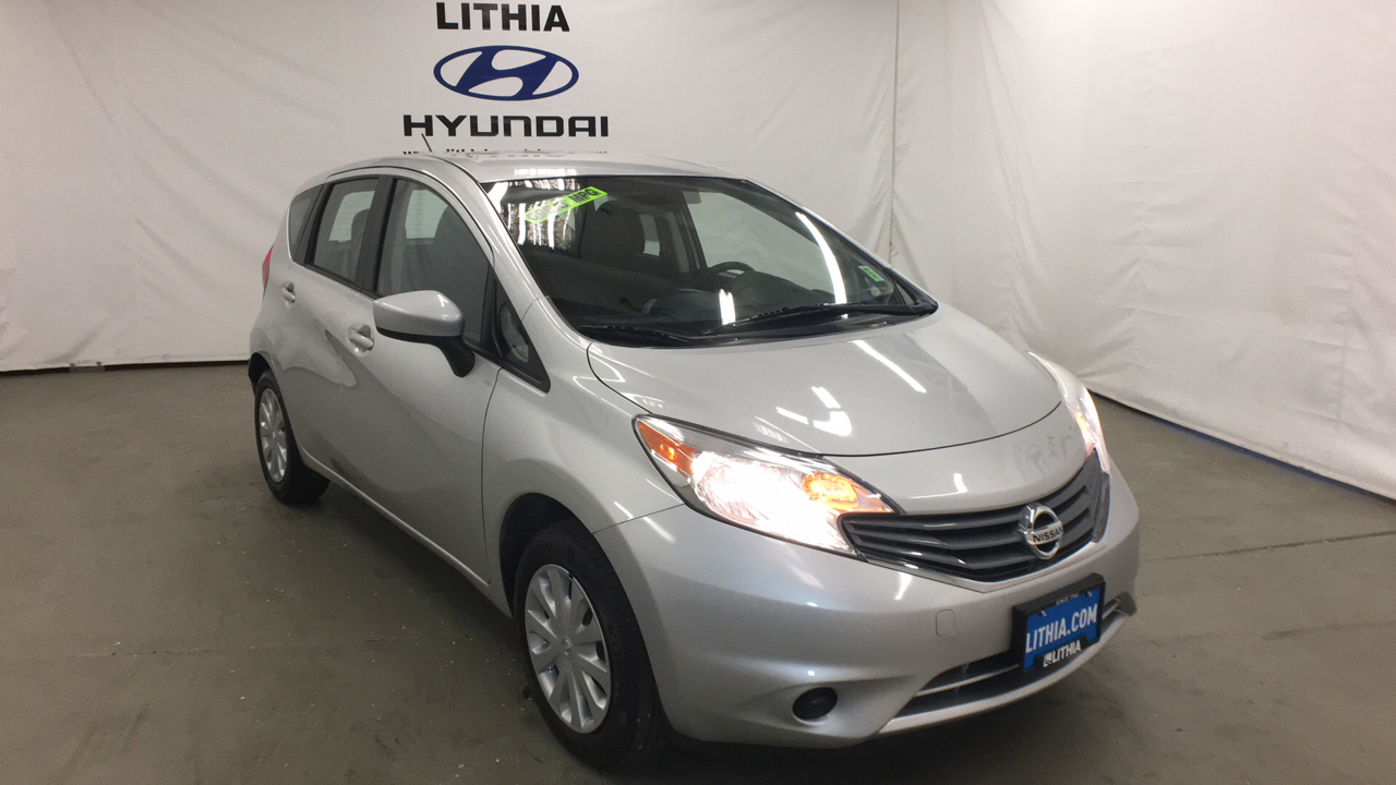 Pre-Owned 2015 NISSAN VERSA NOTE 5DR HB 1.6