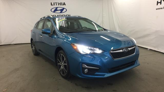 2c7b7974f21 Pre-Owned 2017 Subaru Impreza 2.0i Limited 5-door CVT 4dr Car in ...