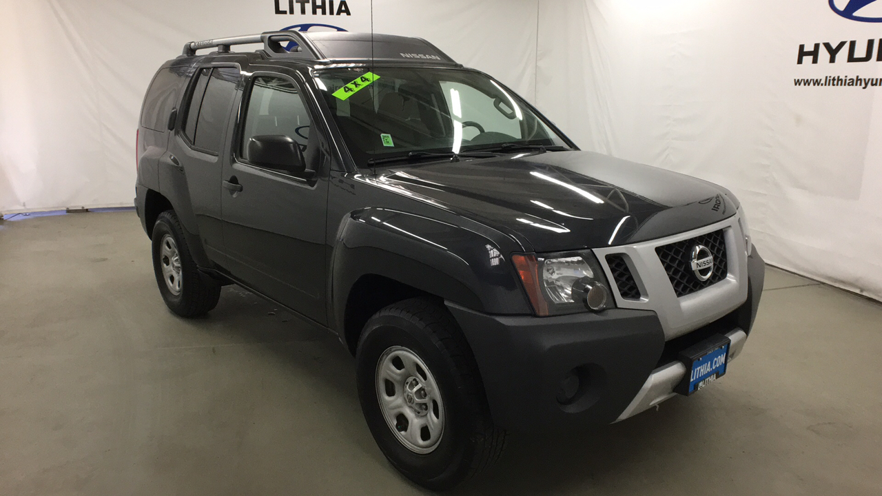 Pre-Owned 2014 NISSAN XTERRA 4WD 4DR