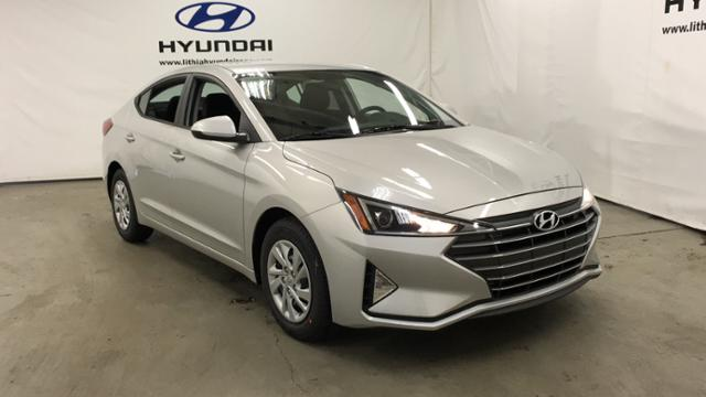 New 2019 Hyundai Elantra SE Manual