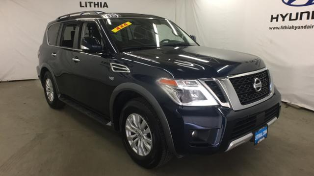 Pre-Owned 2018 Nissan Armada 4x4 SV