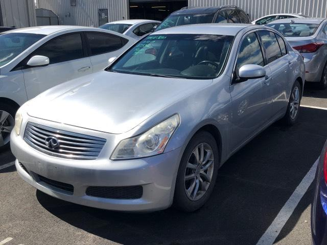 Pre-Owned 2007 INFINITI G35 4dr Auto RWD
