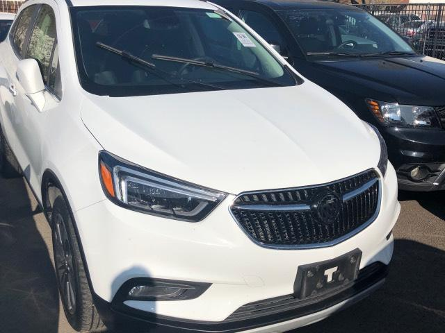 Pre-Owned 2018 Buick Encore AWD 4dr Essence