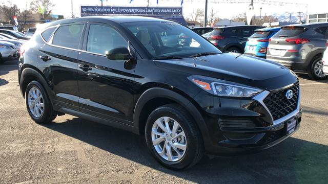 Certified Pre-Owned 2019 Hyundai Tucson SE AWD