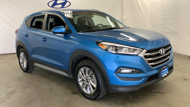 Certified Pre-Owned 2018 Hyundai Tucson SEL AWD