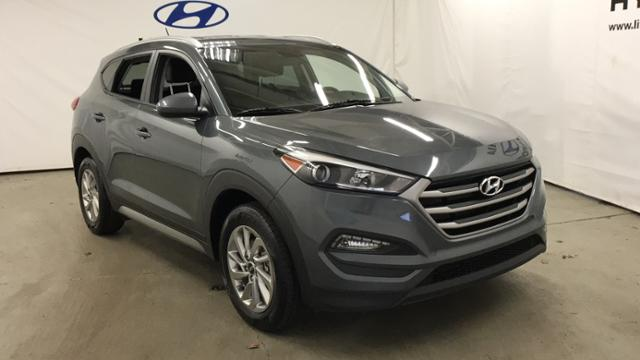 Certified Pre-Owned 2017 Hyundai Tucson SE AWD