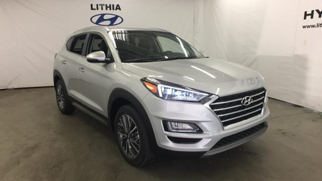 New 2019 Hyundai Tucson Limited AWD