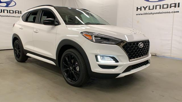 New 2019 Hyundai Tucson Night AWD ULEV