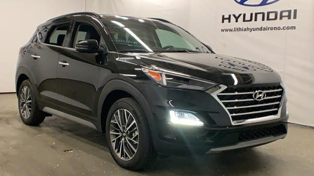 New 2019 Hyundai Tucson Ultimate AWD