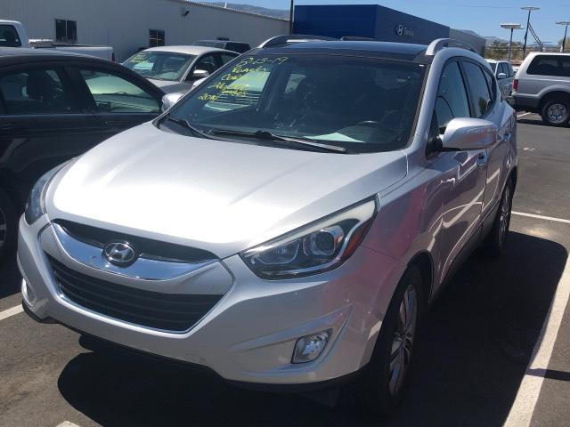 Pre-Owned 2014 Hyundai Tucson AWD 4dr Limited
