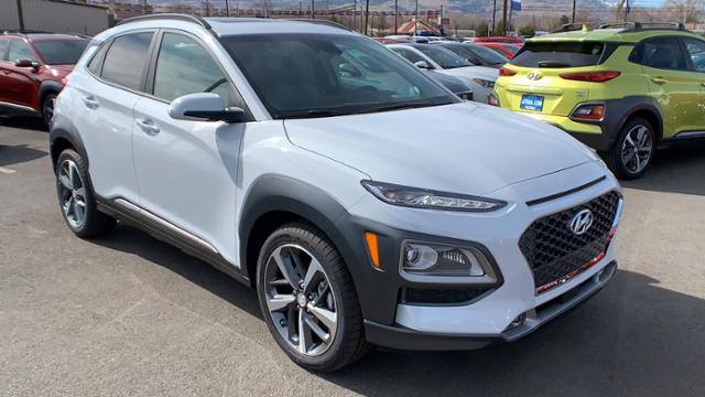 New 2020 Hyundai Kona Ultimate DCT AWD