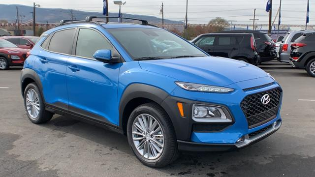 New 2020 Hyundai Kona SEL Plus Auto AWD