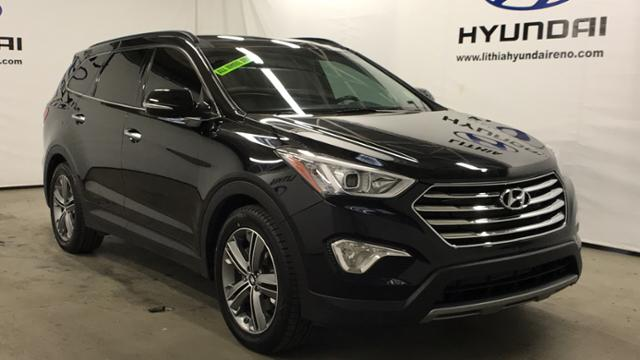 Pre-Owned 2014 Hyundai Santa Fe AWD 4dr Limited