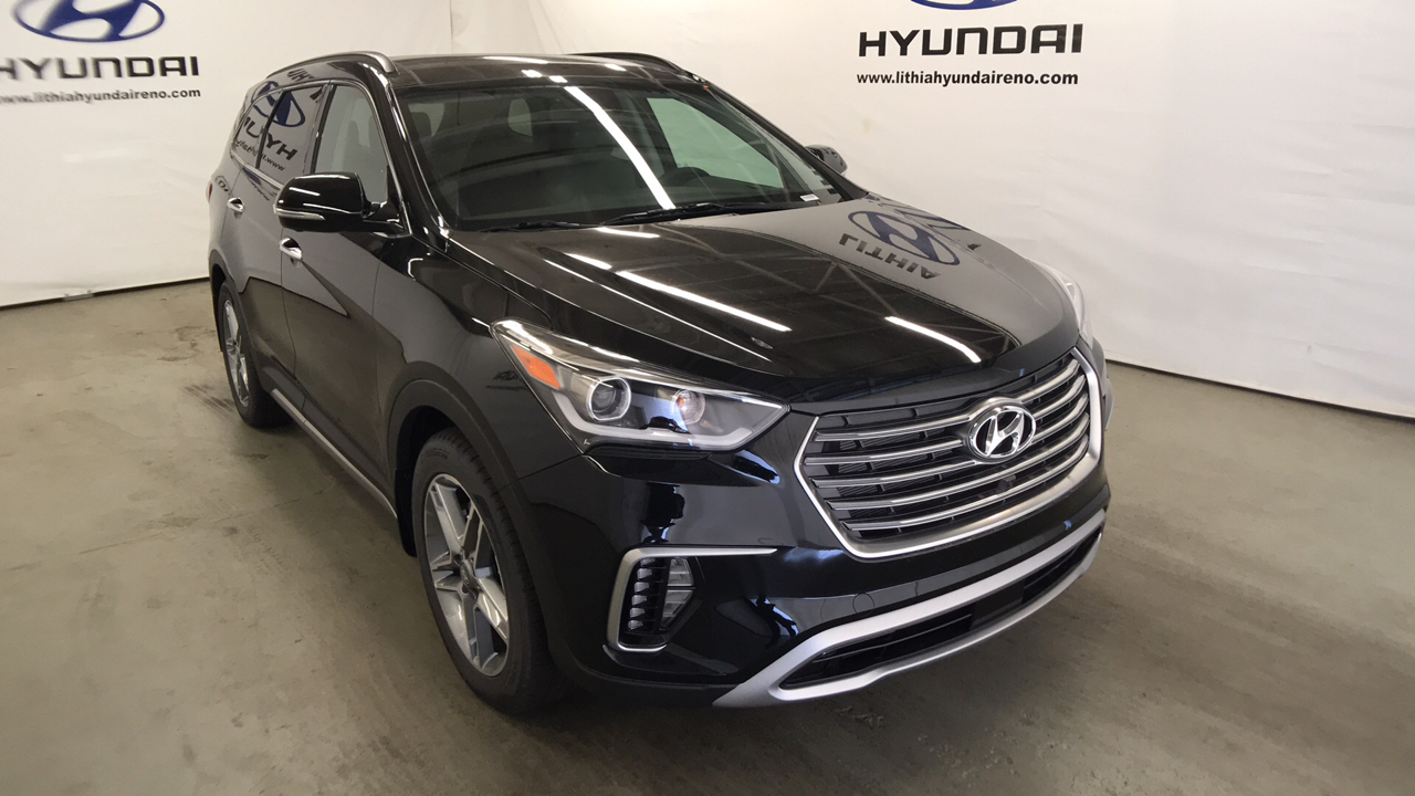New 2018 HYUNDAI SANTA FE ULTIMATE 3.3L AUTO AWD