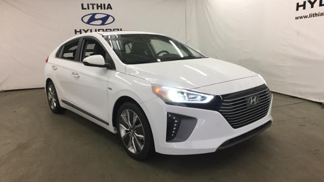 New 2019 Hyundai IONIQ Hybrid Limited Hatchback