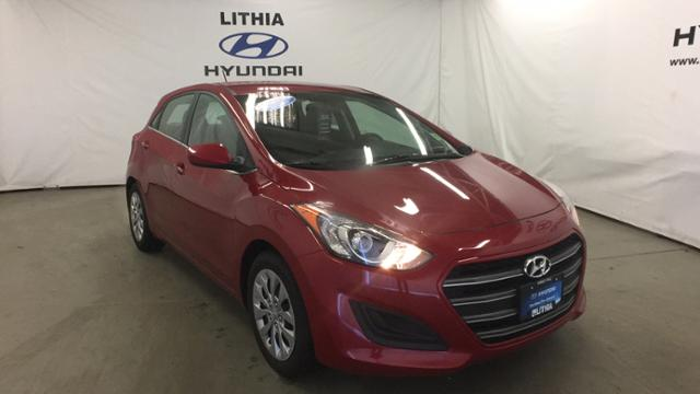 Certified Pre-Owned 2017 Hyundai Elantra GT Auto