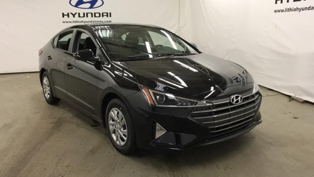 New 2019 Hyundai Elantra SE 2.0L Manual