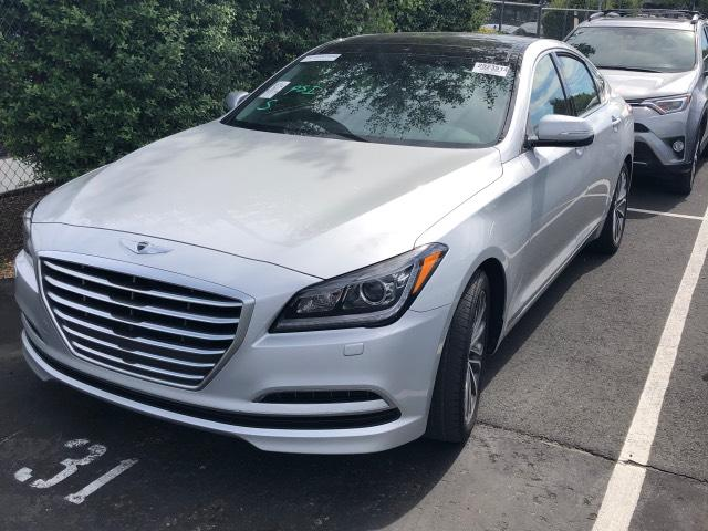 Certified Pre-Owned 2015 Hyundai Genesis 4dr Sdn V6 3.8L AWD